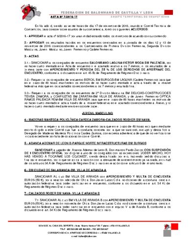 ACTA territorial 07