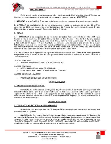 ACTA territorial 09