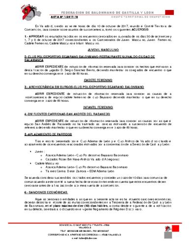 ACTA Nº1.
