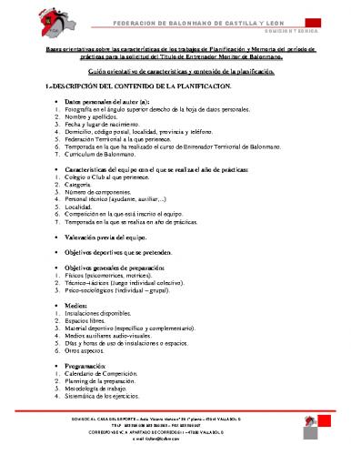BASES ORIENTATIVAS MEMORIA MONITOR