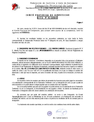 LE-Acta nº 01