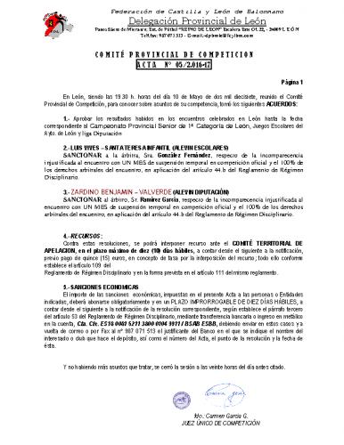 LE-Acta nº 05