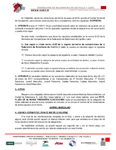 ACTA Nº 12