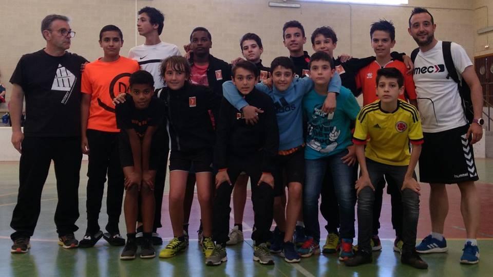 Tercer clasificado masculino: Salamanca