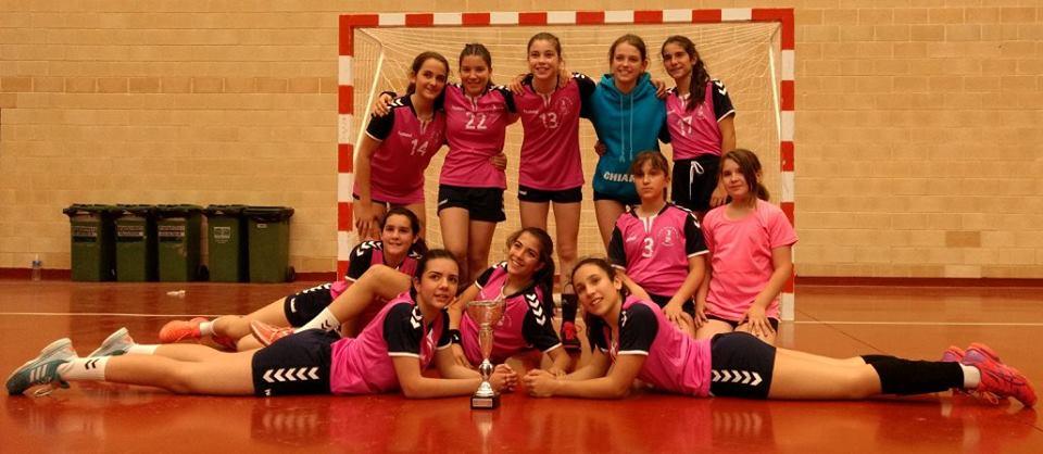 Segundo puesto femenino: Zamora.