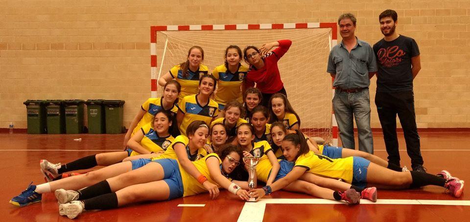 Campeón femenino: Valladolid.