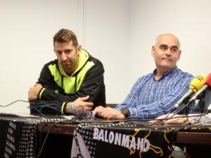 Óscar Perales y Juan Carlos Pastor.