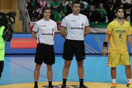Víctor Rollán Martín y Luis Colmenero Gillén.