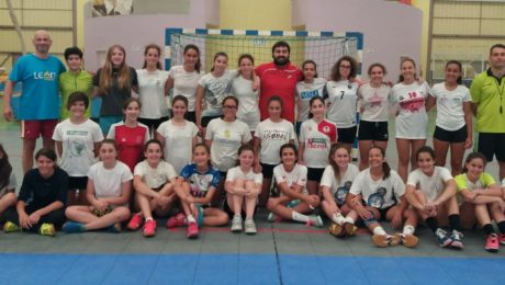 Participantes en el I Campus de Alta Formación de Castilla y León