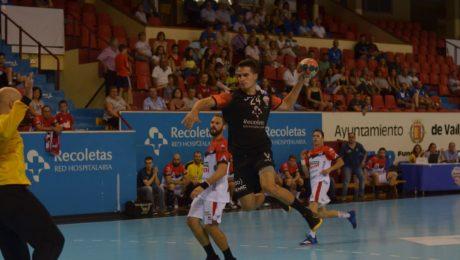 El Recoletas Atlético Valladolid repite presencia en la final de la Copa Castilla y León tras ganar al Viveros Herol BM Nava (30-23)