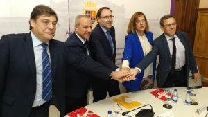 El Pabellón Municipal de Deportes palentino acogerá del 3 al 5 de enero el Torneo Internacional de España de Balonmano Masculino