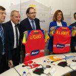 Presentación Torneo Internacional Palencia.