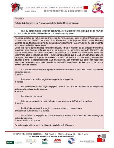 ANEXO AL ACTA 7-2018-19