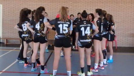 Cadete Femenino Castilla y León