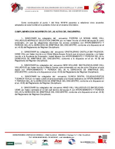 ANEXO AL ACTA 16-2018-19
