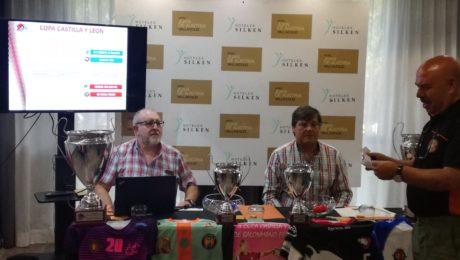 Sorteo Copa Castilla y León 2019