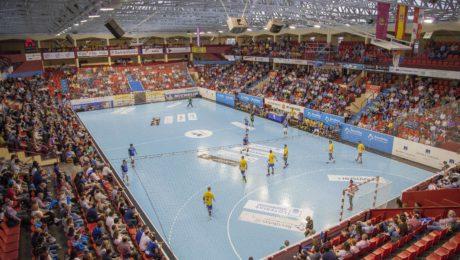 Pabellón Huerta del Rey (Valladoild). Foto: Recoletas Atlético Valladolid