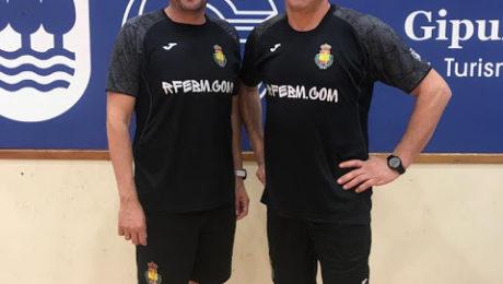 Merino y Moyano árbitros