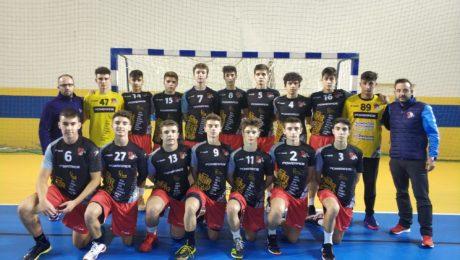 Selección cadete masculina CyL 2019/2020
