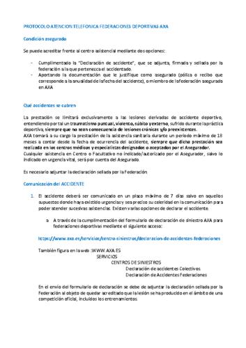 PROTOCOLO FEDERACIONES AXA (VETERANOS)