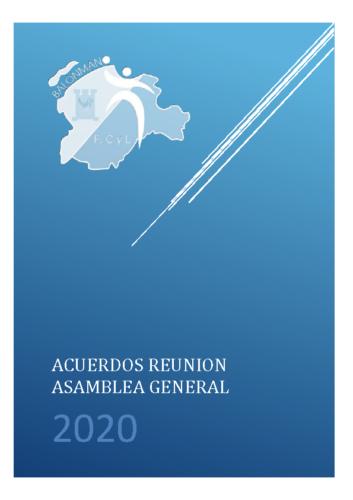 ACUERDOS ASAMBLEA 2020