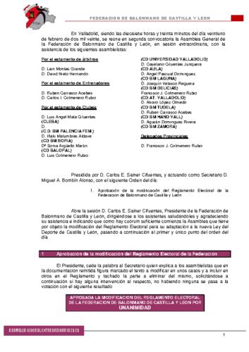 ACTA ASAMBLEA EXTRA 2020