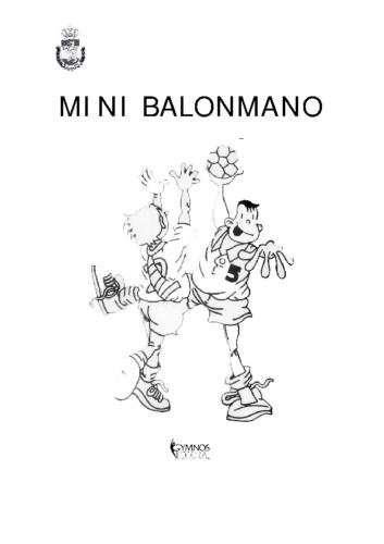 Balonmano_MINIBAL
