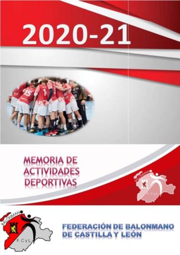 MEMORIA DE ACTIVIDADES 2020-21